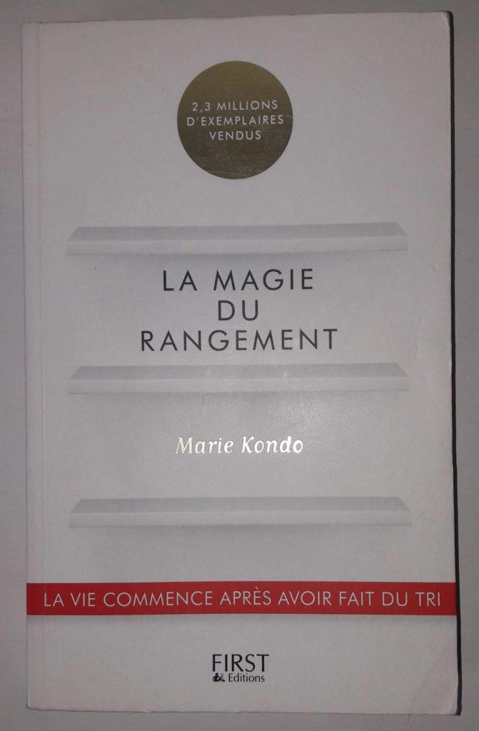 La magie du rangement - Marie Kondo